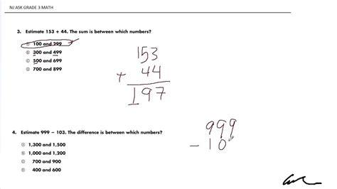 math problems for grade 3 3rd grade math worksheets
