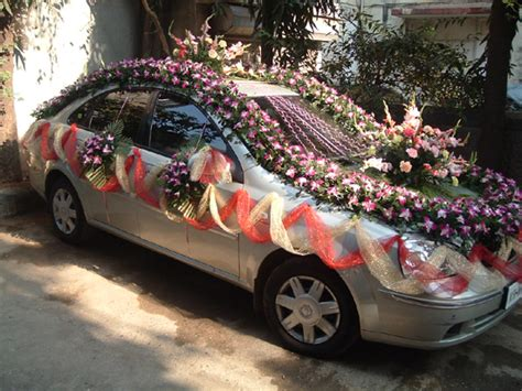 fashion world latest fashion wedding cars decoration ideas