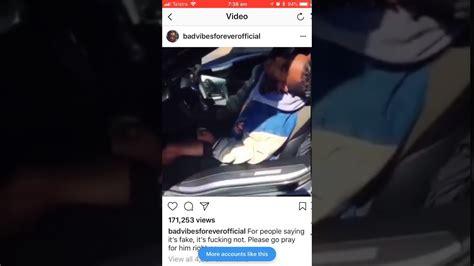 Xxxtentacion Shot Dead Rip 😫 Youtube