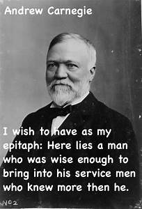 Andrew Carnegie Quotes On Education. QuotesGram