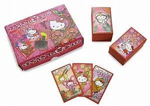 Hello Kitty Decke : 105 best images about hanafuda on pinterest card deck decks and drinking games ~ Sanjose-hotels-ca.com Haus und Dekorationen