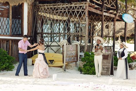tulum wedding venues destination wedding tulum casa violeta lena and sol photography
