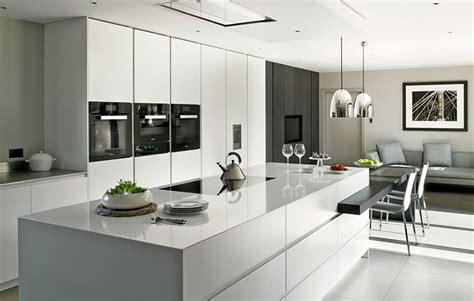 open plan kitchen flooring ideas wimbledon kitchen brayer design 7202
