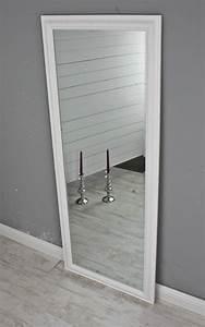 Spiegel Weiß Holzrahmen : spiegel 150 wandspiegel standspiegel wei holz landhaus holzrahmen badspiegel ebay ~ Indierocktalk.com Haus und Dekorationen