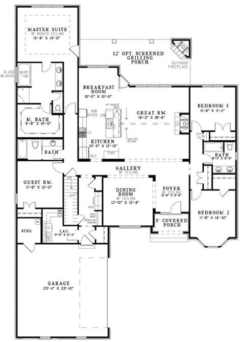 ranch style floor plans open open floor plan ranch open floor plans for ranch style homes luxamcc