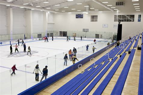 une community open house and skating at the new harold alfond forum oct 28th news