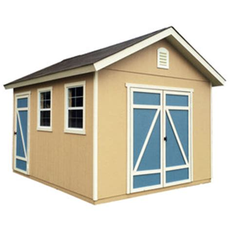 Heartland Storage Sheds Replacement Doors by Shop Heartland Architectural Gable Engineered Wood Storage