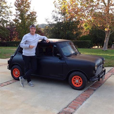 rickie fowlers  mini cooper celebrity cars blog