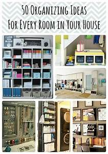 50, Brilliant, Organization, Ideas, For, Every, Room, In, Your
