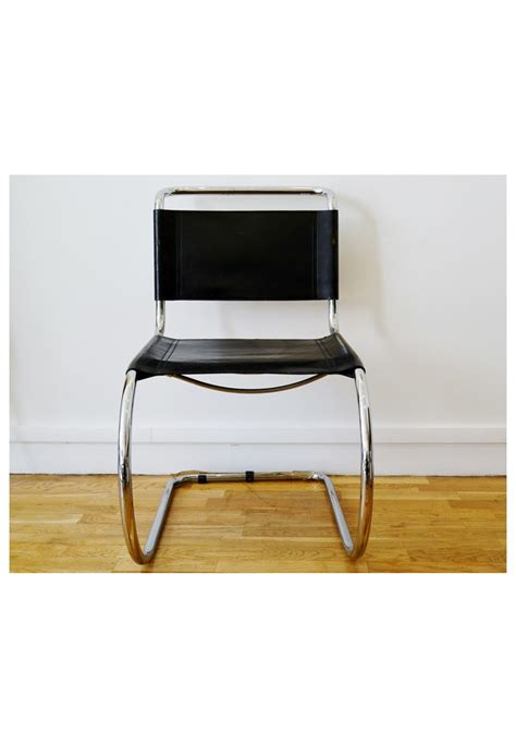 l mies der rohe fauteuils 171 mr10 187 avant garde gallery