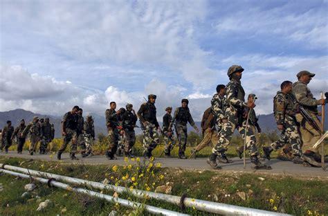Pakistan Hands Over Captured Bsf Jawan