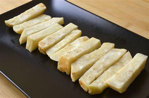 batonnets de celeri rave ma cuisine sante