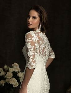 looking stunning with vintage lace wedding dresses With vintage lace wedding dresses