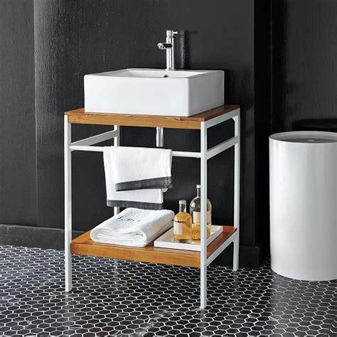 bath console modern bathroom vanities  sink