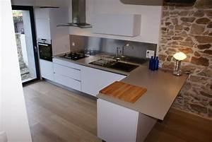 bar de separation cuisine ouverte meuble bar piano meuble With superior meuble bar pour cuisine ouverte 3 cuisine ouverte sur salon en 55 idees open space superbes