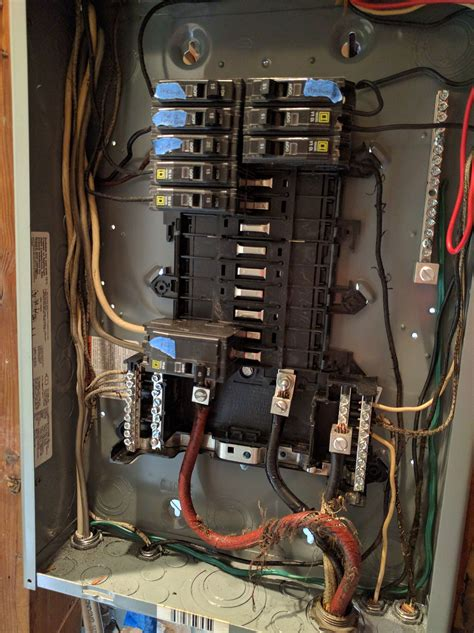 Subpanel What Size Cable Need For Replacement Sub