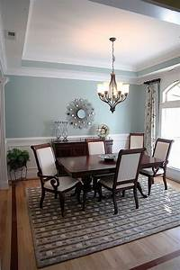 25 best dining room paint colors modern color schemes for for Living room dining room paint colors