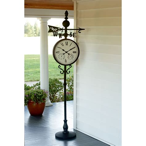 outdoor clock steel clock with 89 whitehall products filigree outdoor clock bird fruit