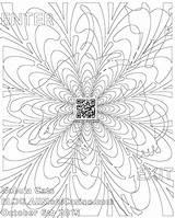 Coloring Nebula sketch template