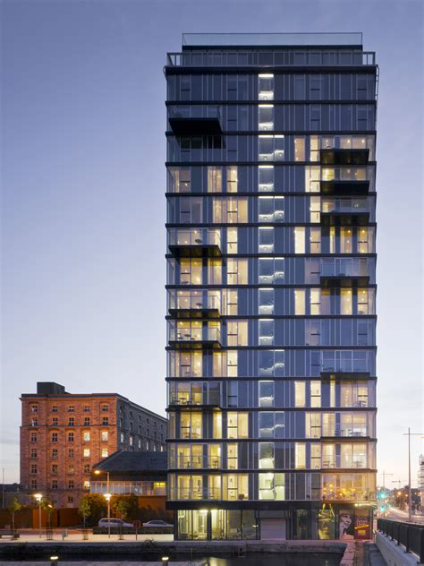 Alto Vetro Residential Tower Shay Cleary Architects 3d