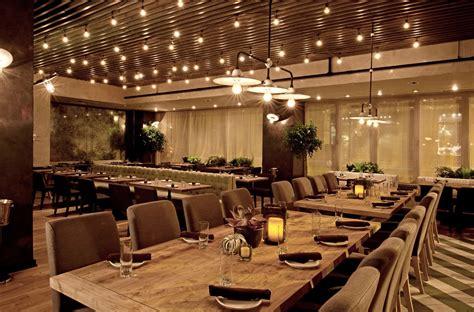 hotel restaurant designs doing big business