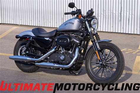 Review Harley Davidson Iron 883 by 2015 Harley Davidson Sportster Iron 883 Review