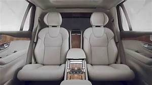 Volvo Xc90 Excellence : luxurious volvo xc90 excellence comes with two individual rear seats youtube ~ Medecine-chirurgie-esthetiques.com Avis de Voitures