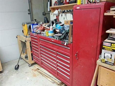 harbor freight  roller cabinet  capturedlive