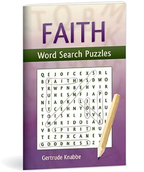 faith word search puzzles lighthouse trails