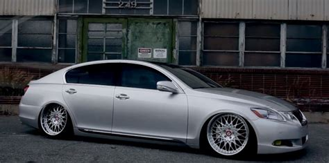 stanced lexus stanced lexus gs shows off on justice soundtrack