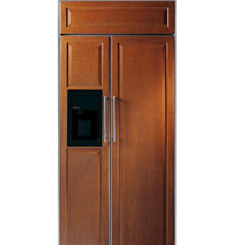 zwcd   ge monogram refrigerator custom dispenser collar kit monogram appliances