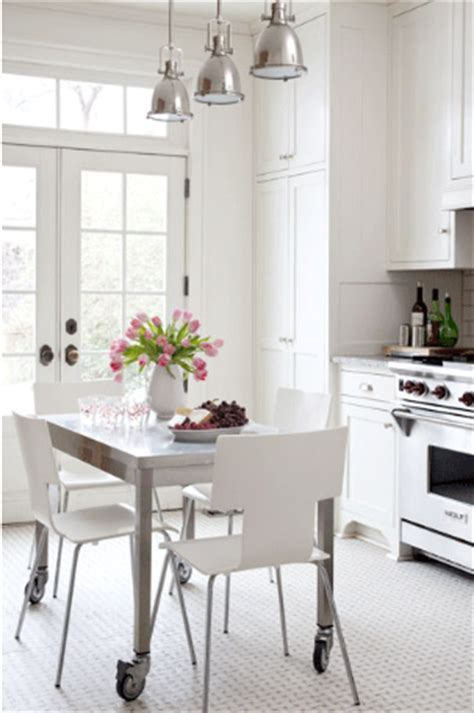 Kitchen Island Dining Table   Contemporary   kitchen
