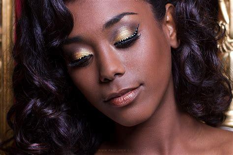 maquillage yeux noir maquillage peau noir ne pas faire n importe quoi