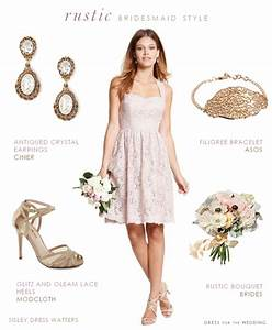 Rustic folk wedding style ideas by dress for the wedding for Rustic wedding guest dresses