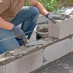 Construire Mur Parpaing : construction d 39 un muret en parpaing construction ~ Premium-room.com Idées de Décoration