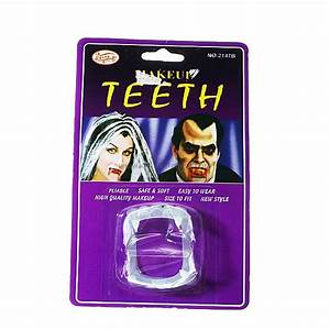 Glow-in-the-Dark Vampire Tooth Brace - Free Shipping ...