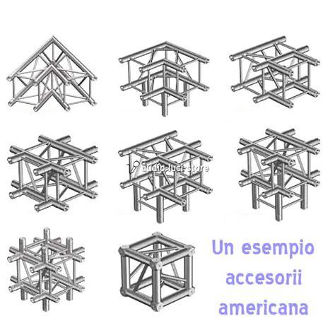traliccio americano traliccio americana quadrata lato 22