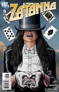 Zatanna 1  Dc Comics