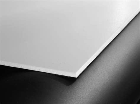 plaque de pvc blanc ziloo fr