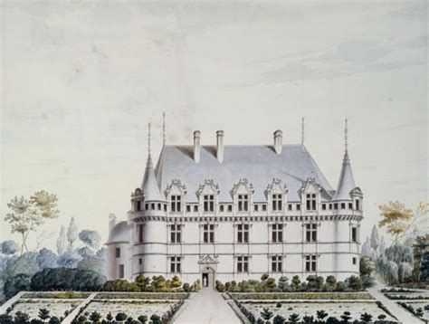 chateau azay le rideau histoire l histoire du ch 226 teau d azay