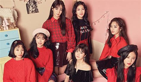 Photo )) Fromis_9 For January Issue Of 1st Look Magazine
