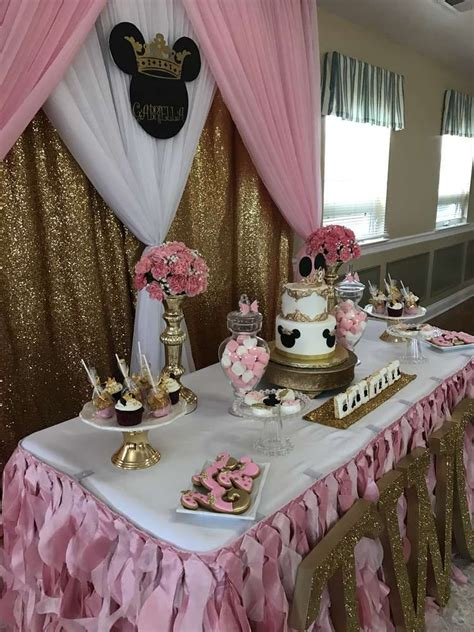 Best Minnie Mouse Party Decorations Ideas And Images On Bing