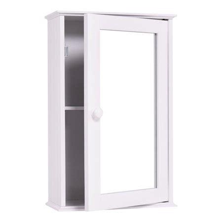 Bathroom Cupboard Mirror by Bathroom Wall Cabinet Single Mirror Door Cupboard Storage