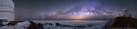 Apod March Milky Way Panorama From Mauna Kea