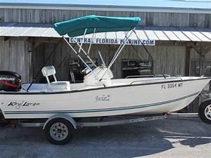 2005 Key Largo 160