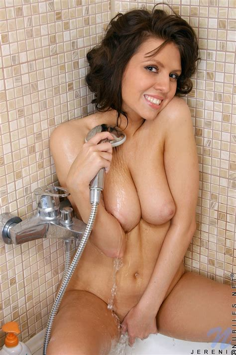 featuring nubiles jereni in wet naughty model