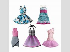 Barbie Dress Assortment £300 Hamleys for Toys and Games