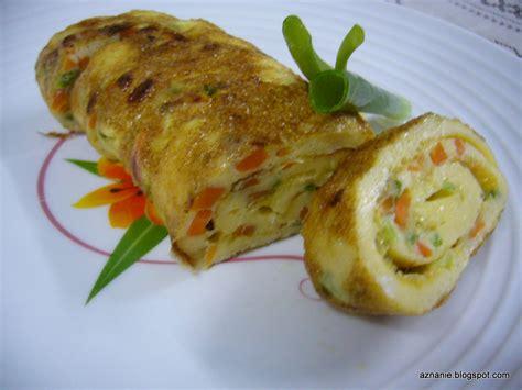 Saya sangat merekomendasikan masakan ini untuk anda yang bermusuhan dengan kolesterol. Tentang Aku: Resepi Telur Gulung (Gaeran Mari)