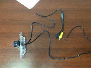 Wiring Aftermarket Reverse Camera To Switch