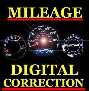 Mileage Odometer Km Miles Correction Adjust Eeprom
